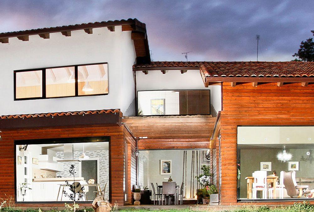 Casa El Plantio Passivhaus