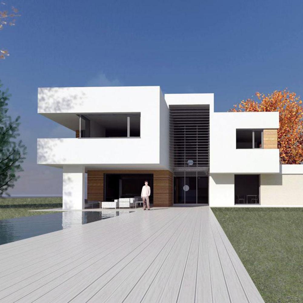 Casa pasiva Passivhaus Villada Palencia