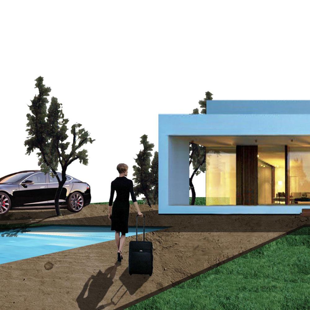 Casa Pasiva Passivhaus Plus Casa Vona Elche Alicante
