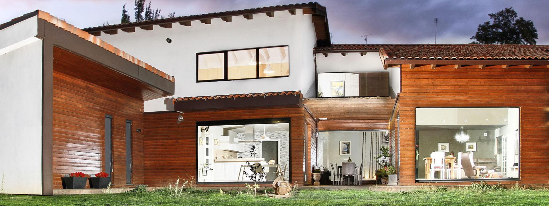 Passivhaus El Plantio Casa Pasiva